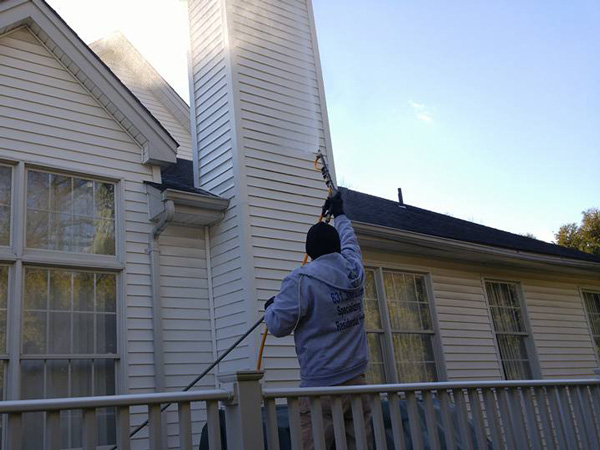 Residential House and Siding Washing Long Island
